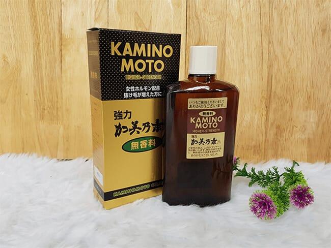 Serum Kích Thích Mọc Tóc Kaminomoto Higher Strength Mẫu Mới Mua Ở ...