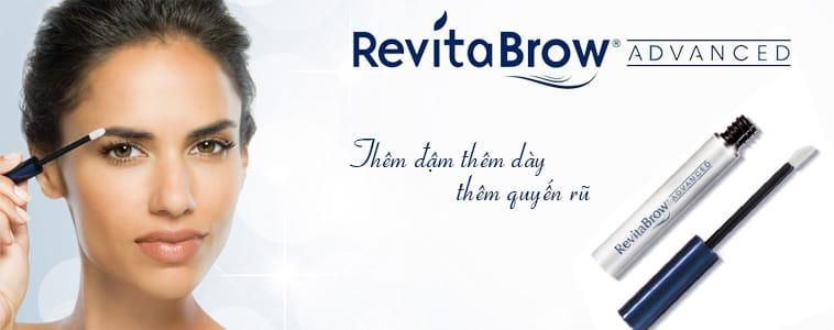 Thuốc Mọc Lông Mày Revitabrow