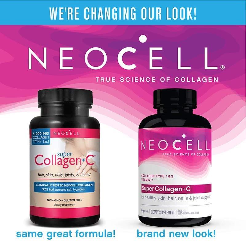 Thay đổi mẫu Neocell 360 Viên 2020