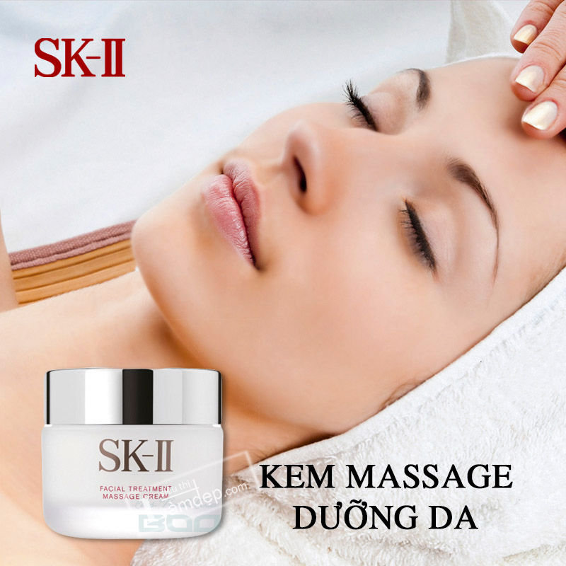 Kem Massage Mặt SK-II Facial Treatment Massage Cream