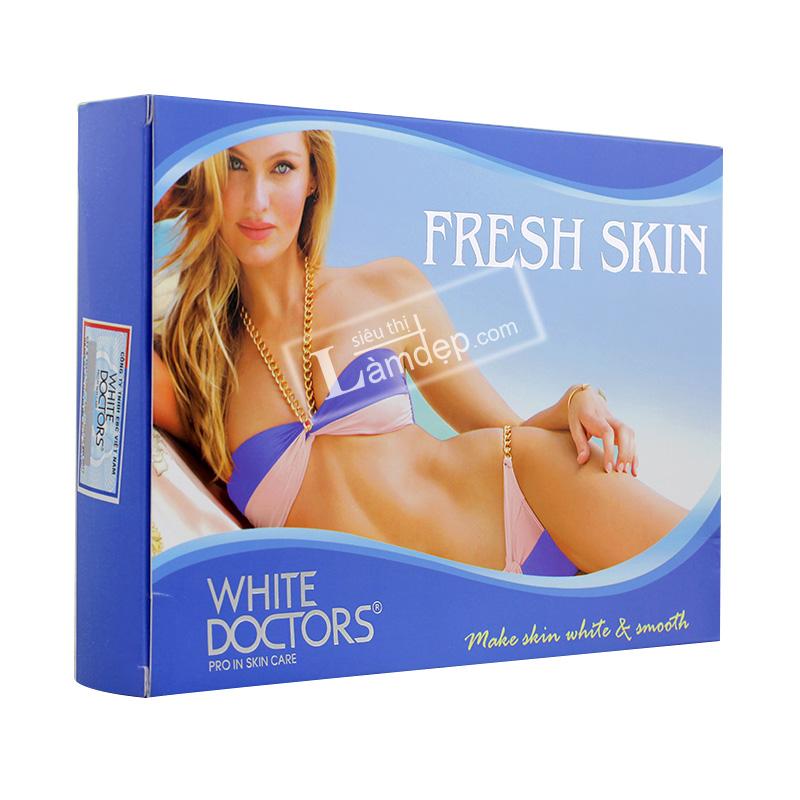 Kem Tẩy Tế Bào Chết Tái Tạo Da White Doctors - Fresh Skin