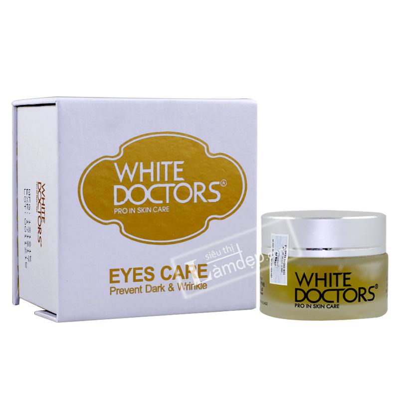 Kem Chống Nhăn Da Chống Thâm Quầng Mắt White Doctors - Eyes Care
