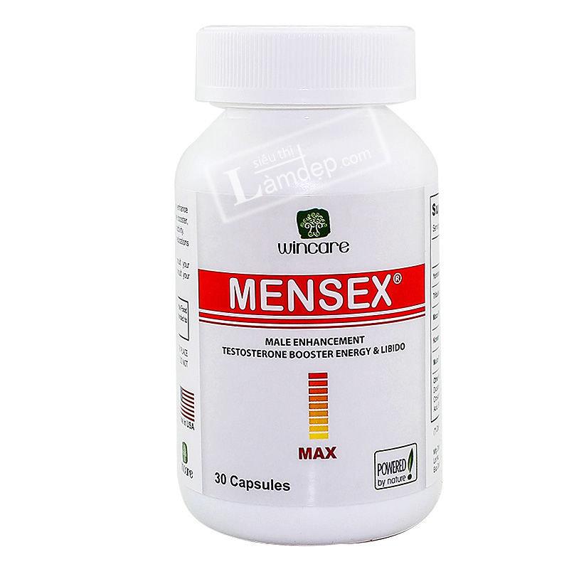 Mensex Max - Bản Linh Phái Mạnh Chốn Phòng The