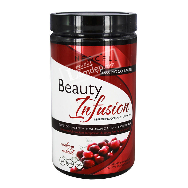 Neocell Beauty Infusion Cranberry Cocktail (450g)