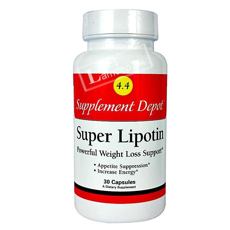 Số 004.4 TPCN Giảm Cân Cực Mạnh Super Lipotin
