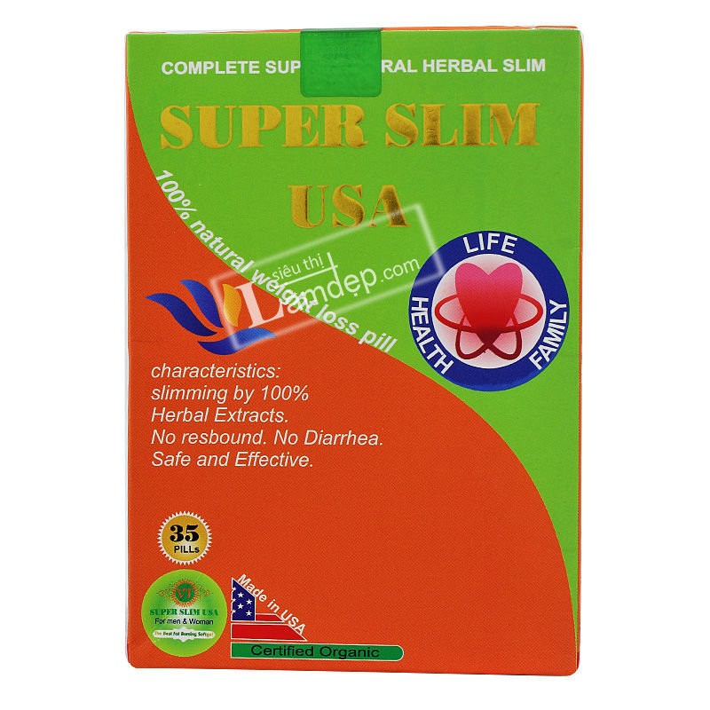 Super Slim USA
