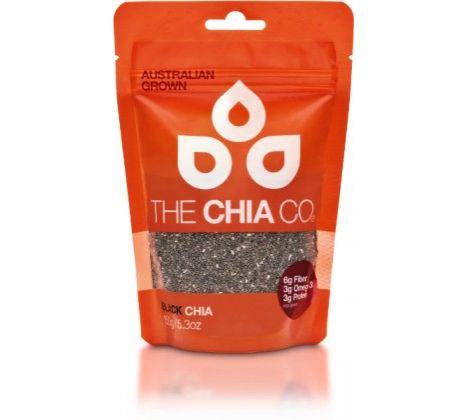 Hạt Chia Đen Black Chia - The Chia Co (500gr)