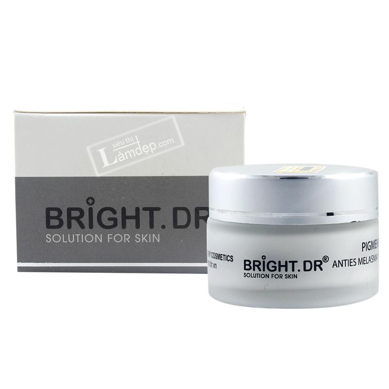Kem Dưỡng Trắng Da, Chống Lão Hóa Ban Đêm Pigment Lightening Bright Doctors