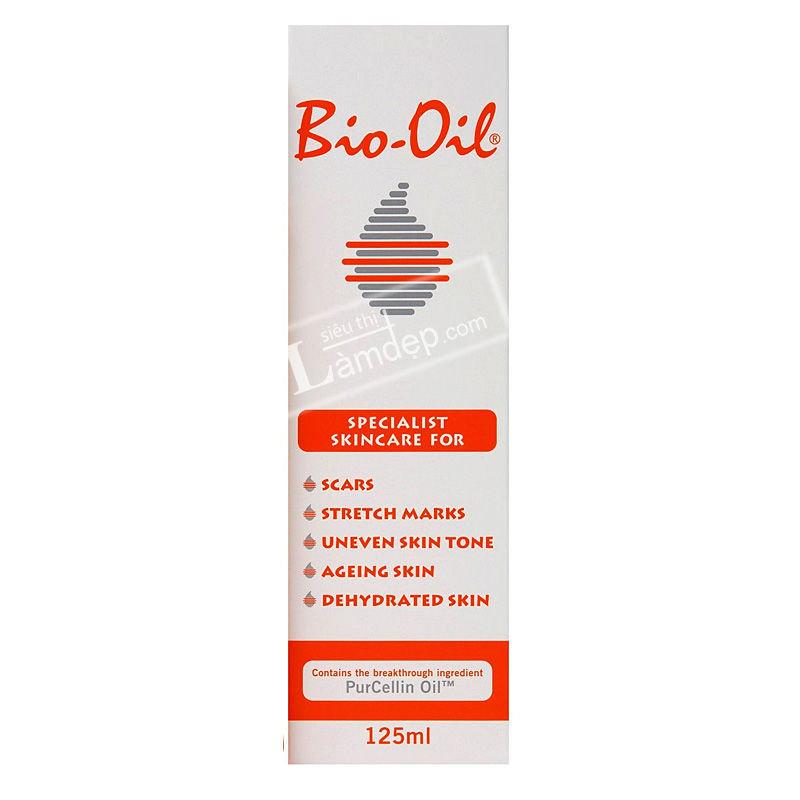 Tinh Dầu Bio Oil Trị Rạn Da, Làm Mờ Sẹo Và Vết Thâm Nám