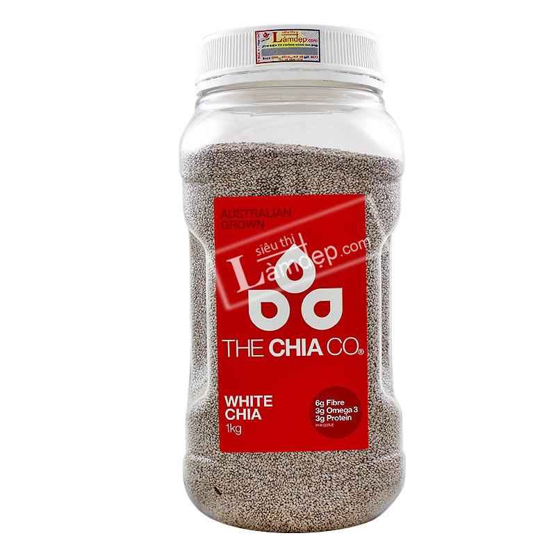 Hạt Chia Trắng White Chia Của The Chia Co Úc (1kg)