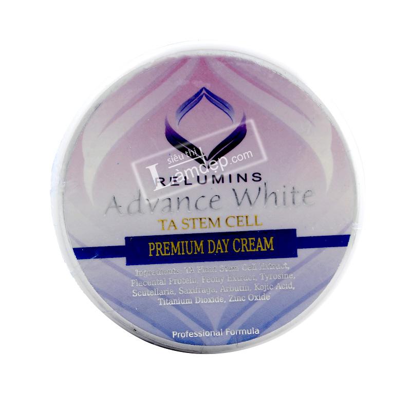 Kem Dưỡng Trắng Da Ban Ngày Relumins Advance White Premium Day Cream