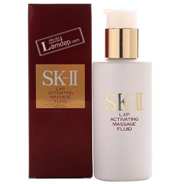 Nước Hoa Hồng SK-II LXP Activating Massage Fluid 200ml