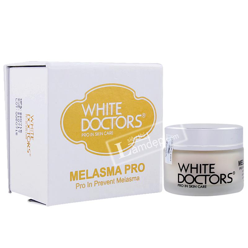 Kem Chuyên Trị Nám Thể Nặng White Doctors Melasma Pro