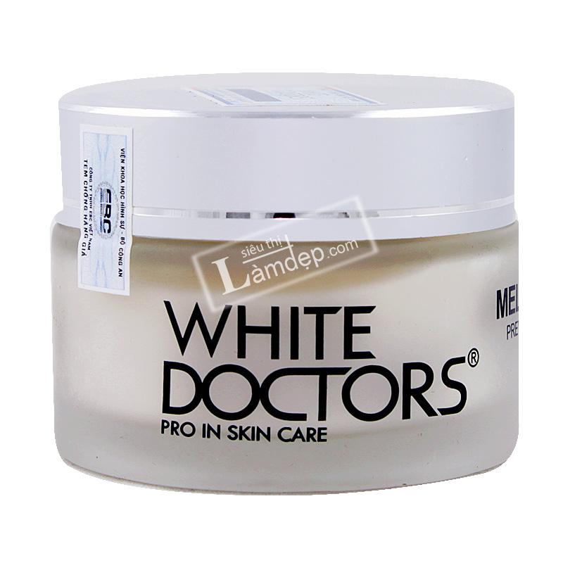 Kem Trị Nám, Sạm Da Thể Nhẹ White Doctors Melasma Clear