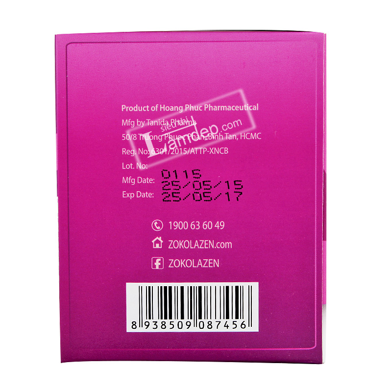 Collagen Zokolazen 5000mg