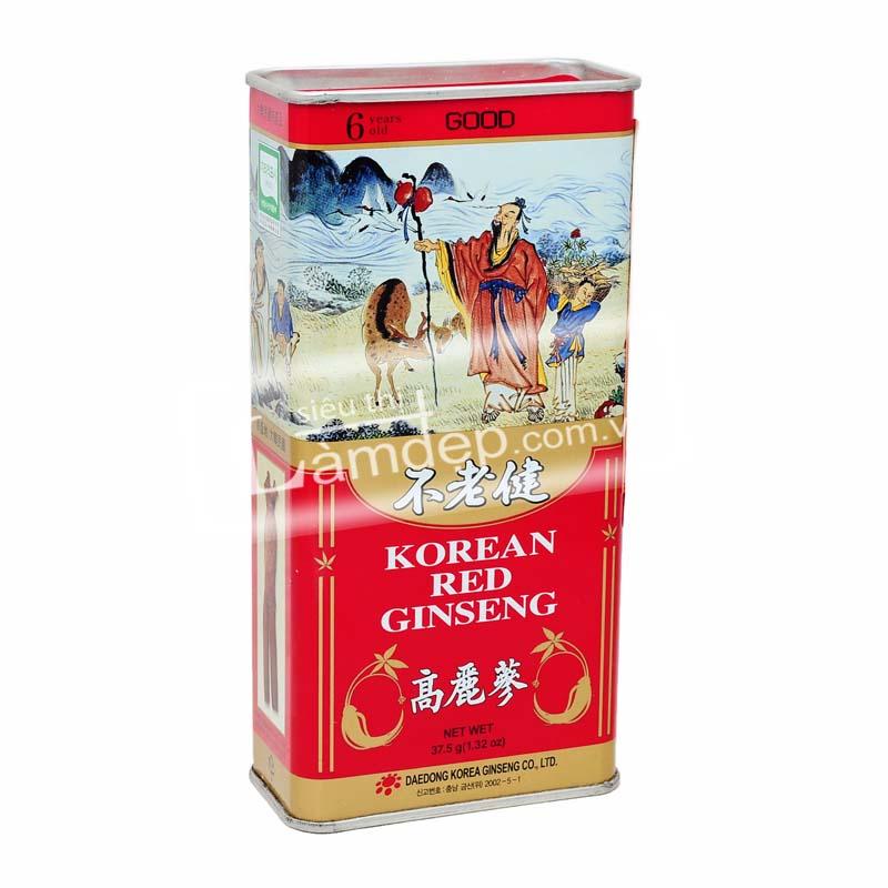 Hồng Sâm Củ Sấy Khô Hàn Quốc