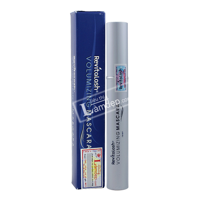 Uốn Mi Volumizing Mascara Revitalash & Primer