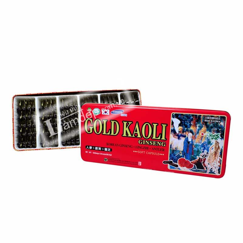 Viên Hồng Sâm GoldKaoli-D GINSENG