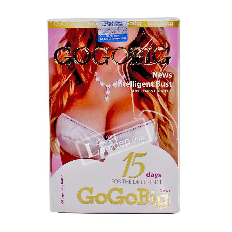 Viên Nở Ngực GOGOBIG