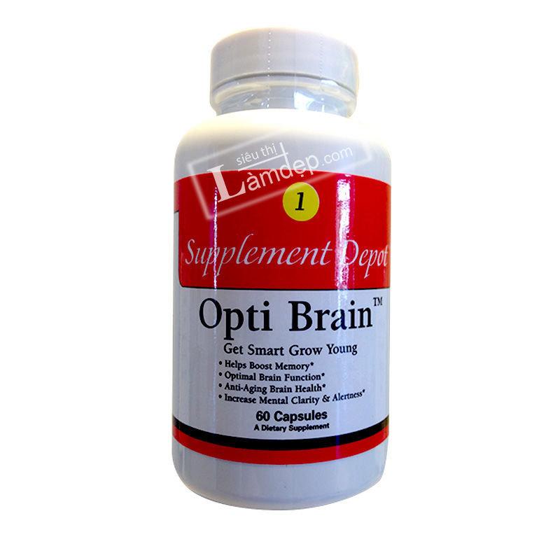 Viên Uống Bổ Não Opti Brain