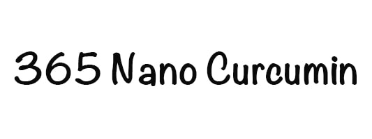 365 Nano Curcumin