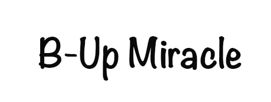 B-Up Miracle