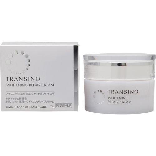 Kem Dưỡng Trắng, Tái Tạo Và Phục Hồi Da Hư Tổn - Transino Whitening Repair Cream
