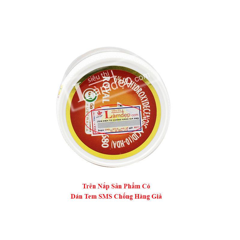 Sữa Ong Chúa Royal Jelly Úc(1680mg x 250 viên)