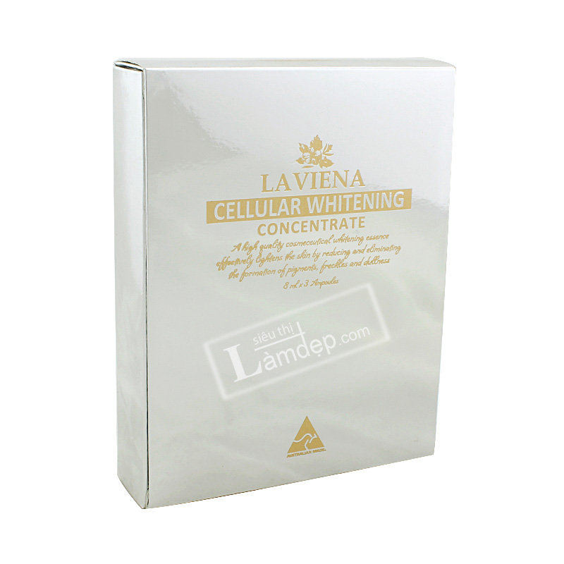 Laviena Cellular Whitening (3x8ml)
