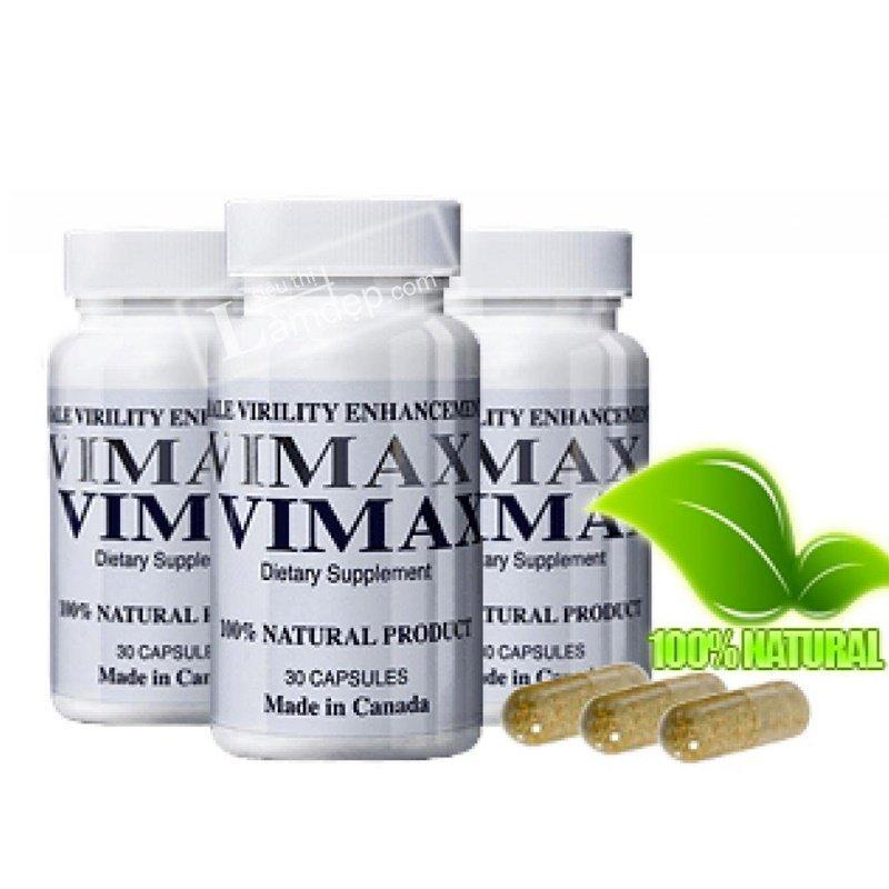 thực phẩm tăng cường sinh lý Vimax