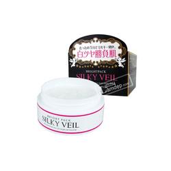 Kem Trắng Da Trang Điểm Silky Veil Bright Pack Nhật Bản